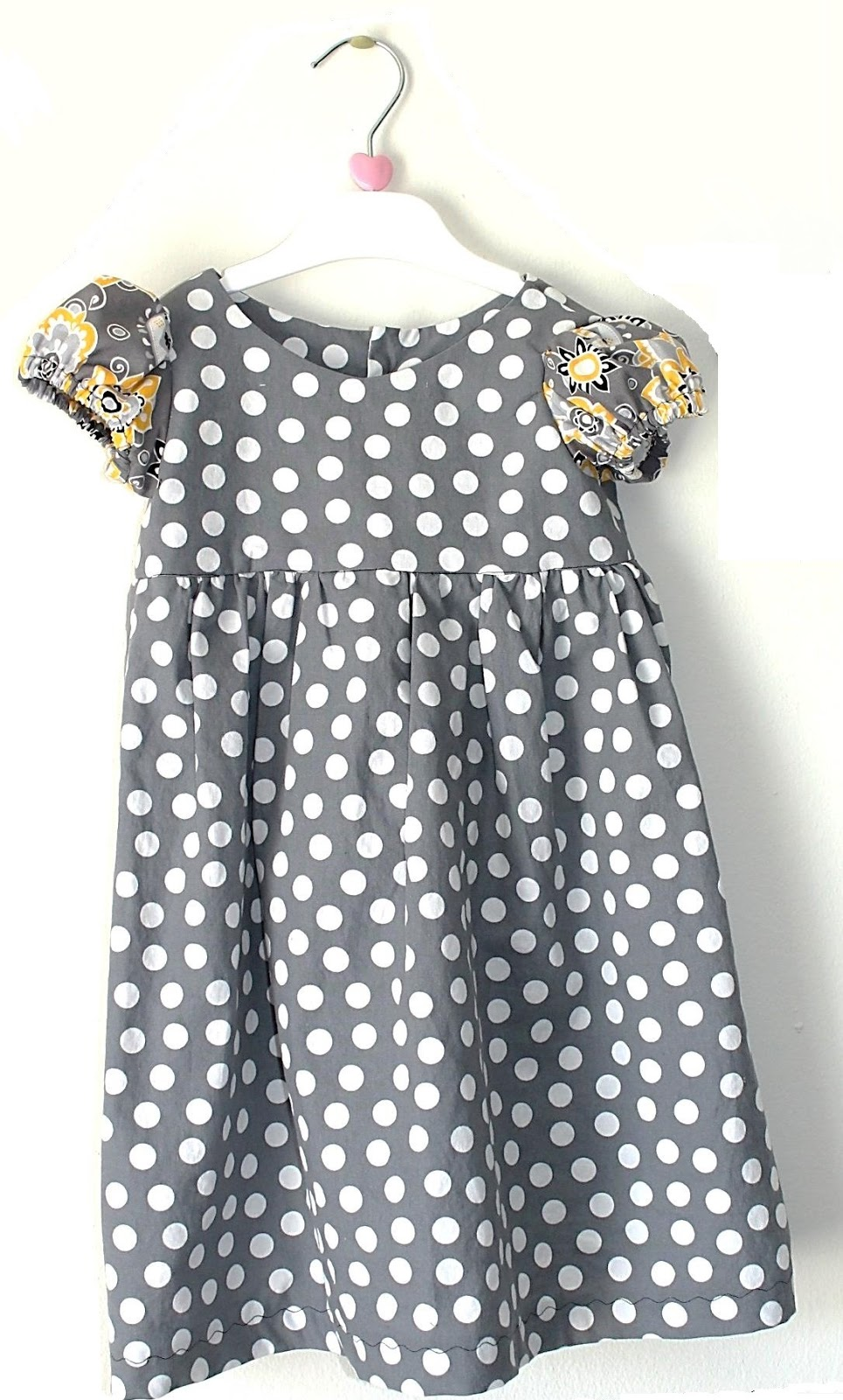 This is a picture of Fabulous Free Printable Toddler Dress Patterns
