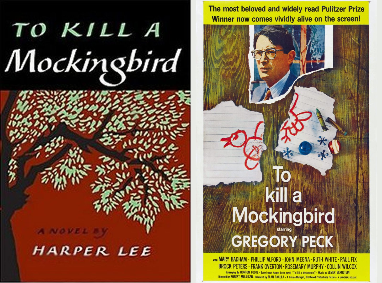 an analysis of the male and female differences in harper lees novel to kill a mockingbird and john s The unforgettable novel of a childhood in a sleepy southern town and the crisis of conscience that rocked it, to kill a mockingbird became both an instant bestseller and a critical success when it was first published in 1960 it went on to win the pulitzer prize in 1961 and was later made into an.