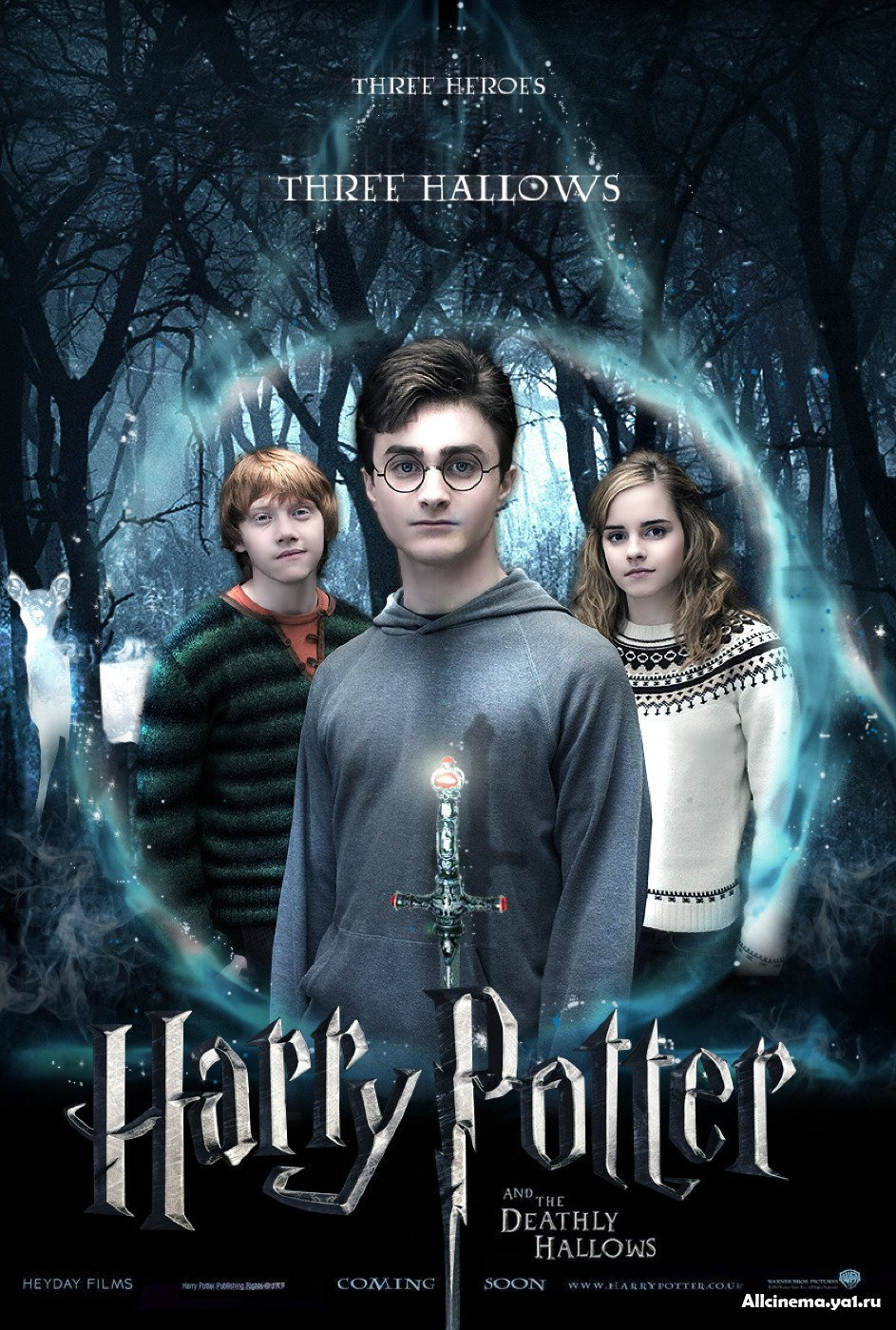 Download Film Harry Potter Deathly Hallows Part 1 2010