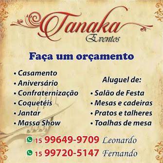 TANAKA EVENTOS SUPERMERCADO  TANAKA Padaria - Açougue - Hortifruti