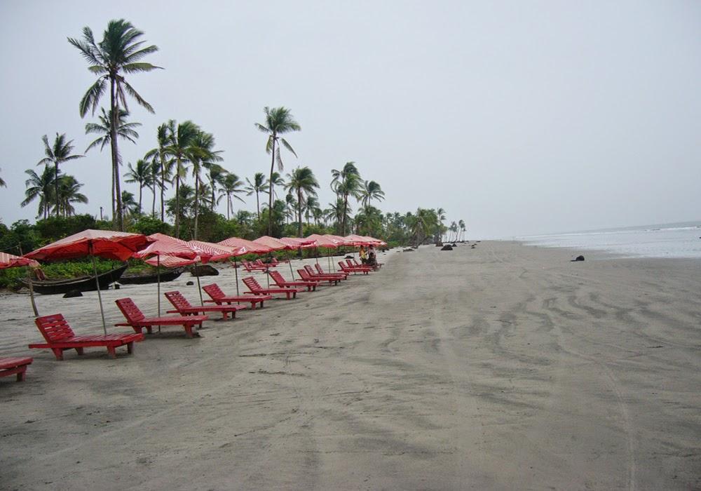 kuakata sea beach patuakhali bangladesh image