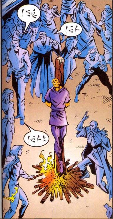 Supreme Gladiator iconoclast aliens