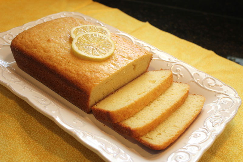 French Yogurt Cake (Gateau au Yaourt) - Lake Lure Cottage KitchenLake ...