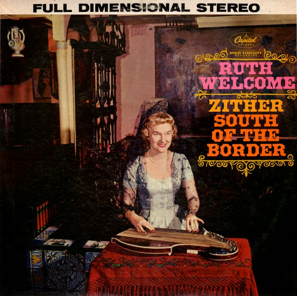Ruth Welcome Latin Zither