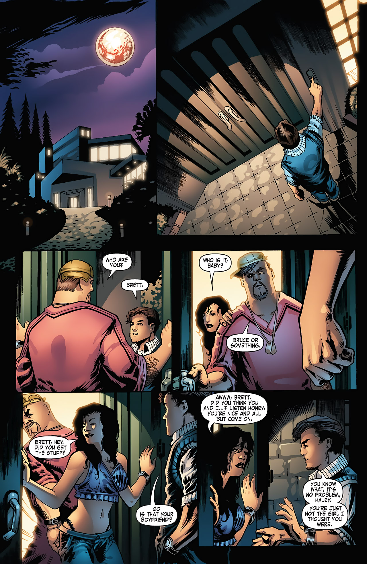 Grimm Fairy Tales (2005) Issue #5 #8 - English 22