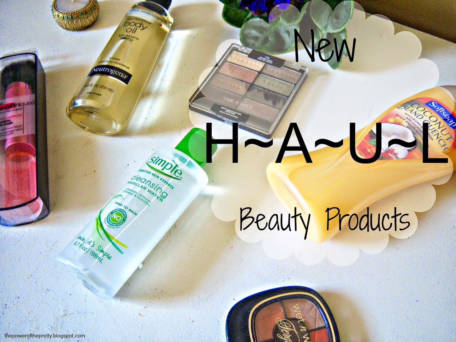 New Beauty Products I Can't Wait To Use – Mini Haul