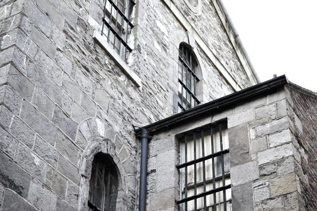 Kilmainham gaol, dublin, jail, ireland, prison, museum, architecture, photography