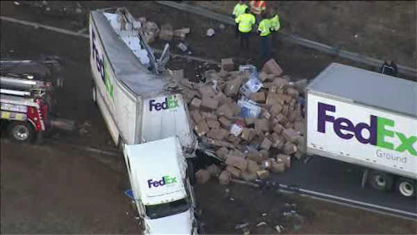Auto Accident Attorney Fedex Safety Manager Admits 40 To