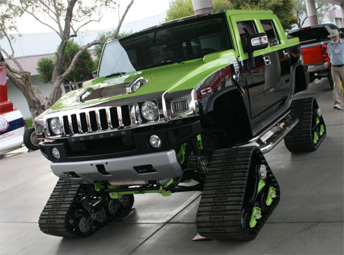 Dunia Automotif Jeep Hummer