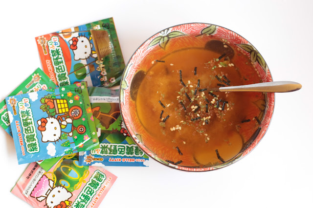 recette soupe miso facile