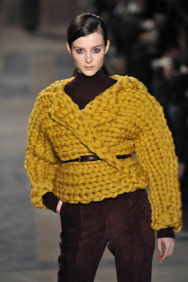 вязание свитер с рисунком