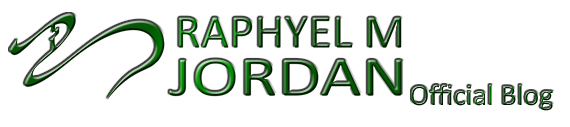 Raphyel M. Jordan's Official Blog