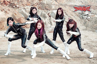 Lirik Lagu Crayon Pop FM Lyrics