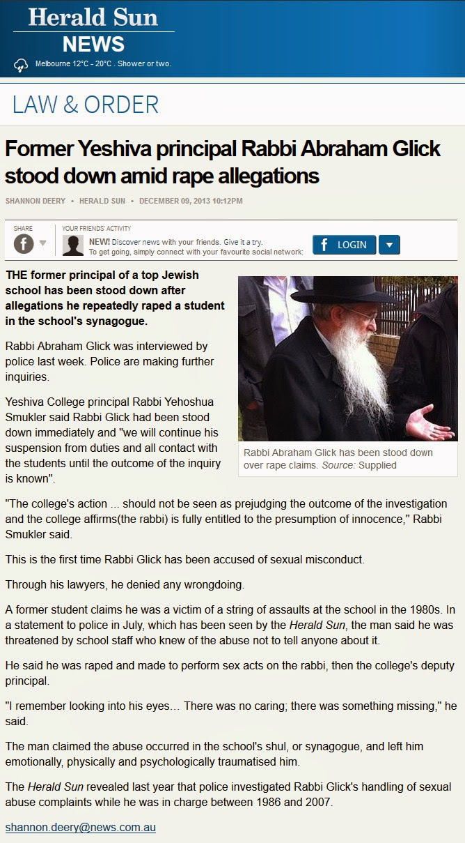 http://www.heraldsun.com.au/news/law-order/former-yeshiva-principal-rabbi-abraham-glick-stood-down-amid-rape-allegations/story-fni0fee2-1226779033280