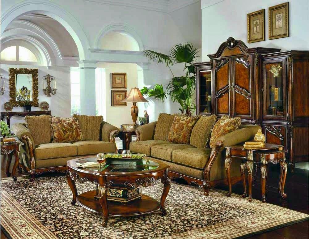 Design Interior Minimalis Klasik
