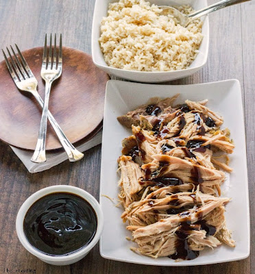 I Heart Eating: Slow Cooker Sweet Balsamic Pork