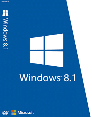 Windows 8.1 All in One Cover
