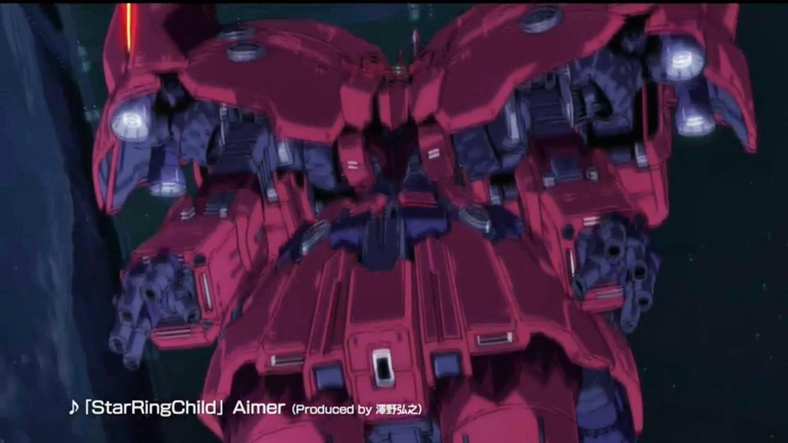 "Mobile Suit Gundam Unicorn Episode 7 ""Over the Rainbow ..."