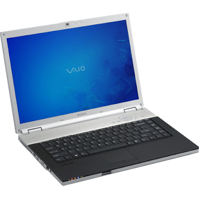 Sony VAIO VGN-FZ280E /B / 15.4-inch Notebook review