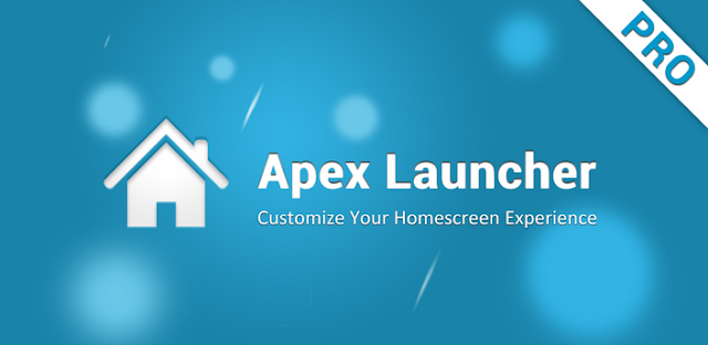Apex Launcher Pro v1.3.4 beta 2 Apk App