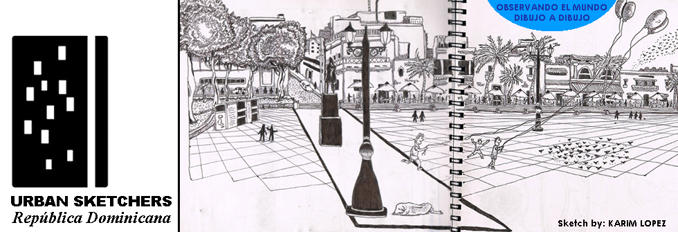 Urban Sketchers República Dominicana