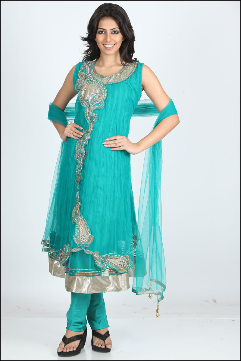 Anarkali Churidar Kameez Latest Fashion Today