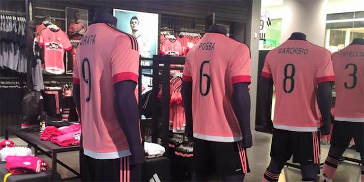 Juventus 15 16 Font Revealed Footy Headlines
