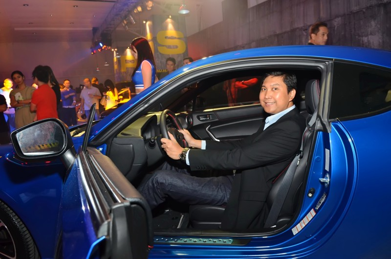 new car launches in philippinesUPDATED The Wait is Over Subaru BRZ is in the Philippines