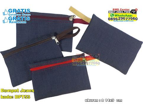 Dompet Jeans unik