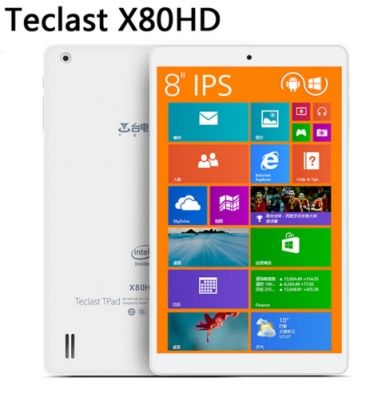 Планшет Teclast X80HD (Android 4.4 и Windows 8.1)