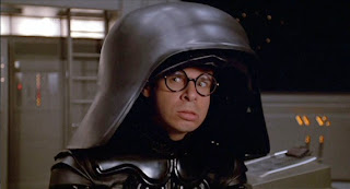 Dark Helmet from Spaceballs