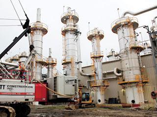 Columbia Pacific Bio Refinery