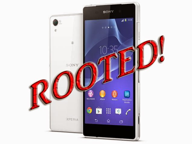 How to Root Sony Xperia Z2