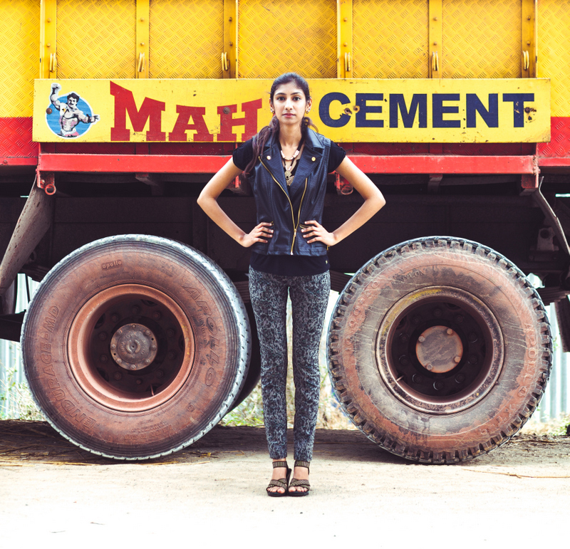 grunge look, mumbai fashion blog, best indian fashion blog, leather jacket look, max fashion styling, max winter collection