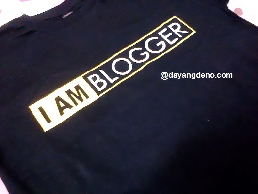 Baju I Am Blogger