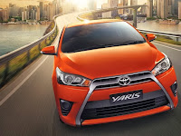 Spesifikasi All New Toyota Yaris 2014