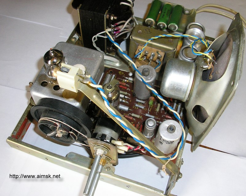 Статья и схема радиоприемника,