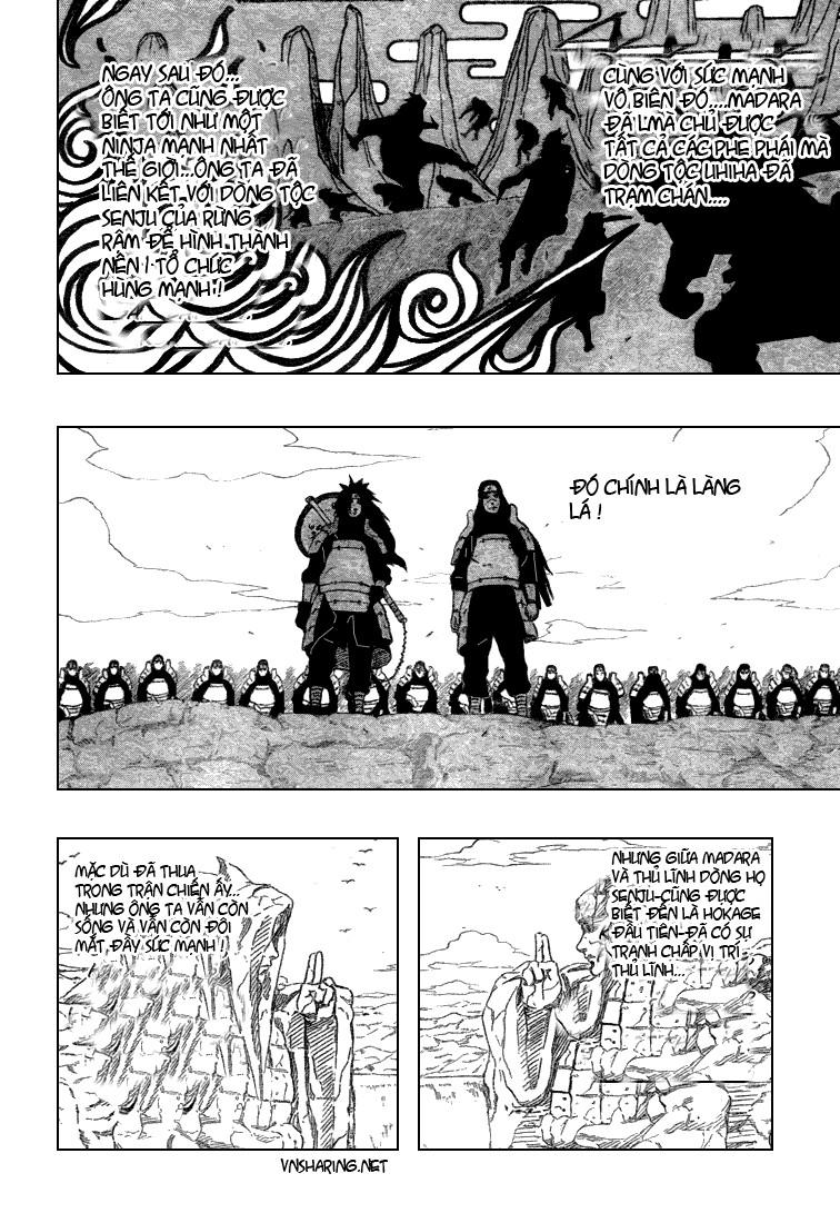 Naruto chap 386 Trang 10 - Mangak.info