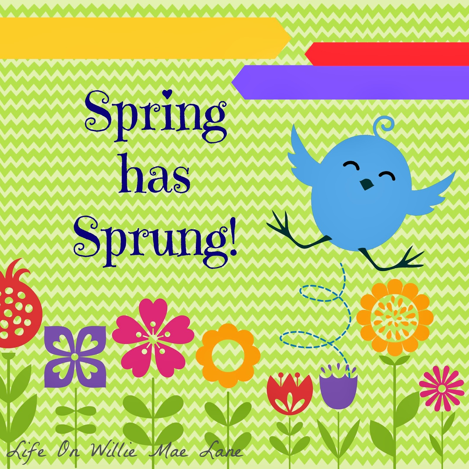 Displaying 20> Images For - Spring Has Sprung Clip Art...