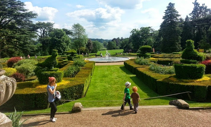 Warwick Castle Review - Gardens