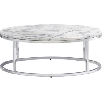 Design Du Monde Coffee Table Voting - Cb2 smart round coffee table