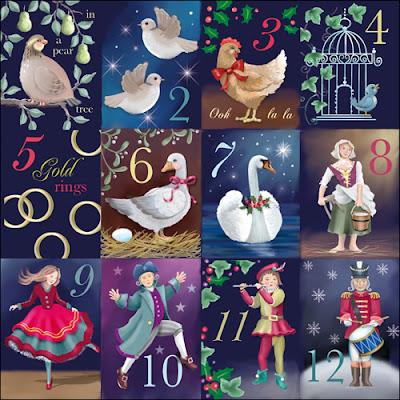Doce días de Navidad