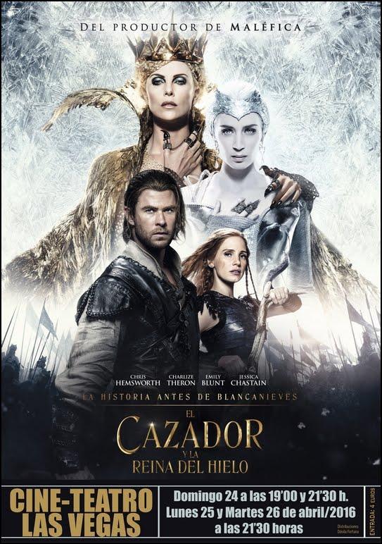 Cine: El cazador y la Reina del Hielo
