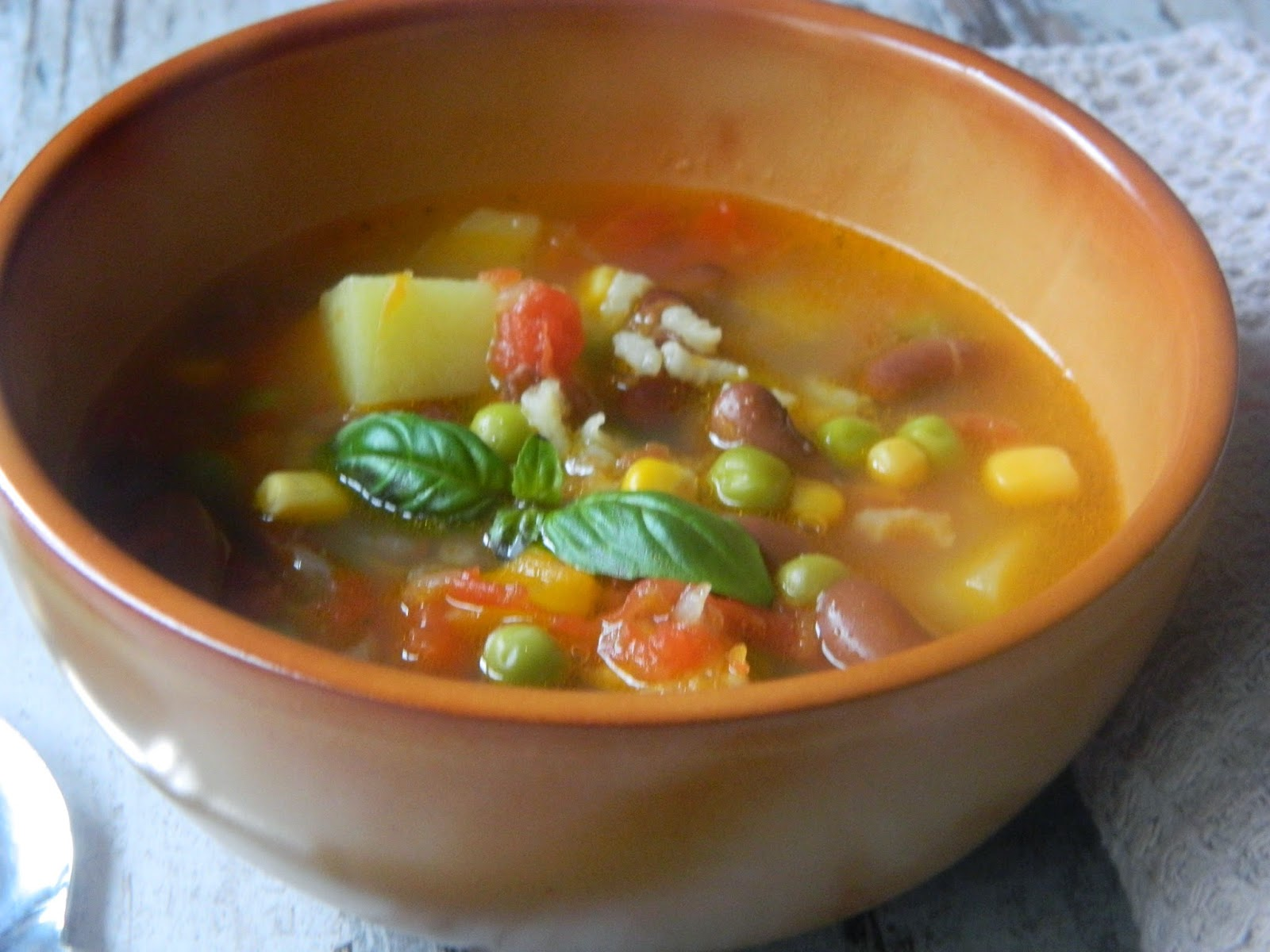 supa de boabe