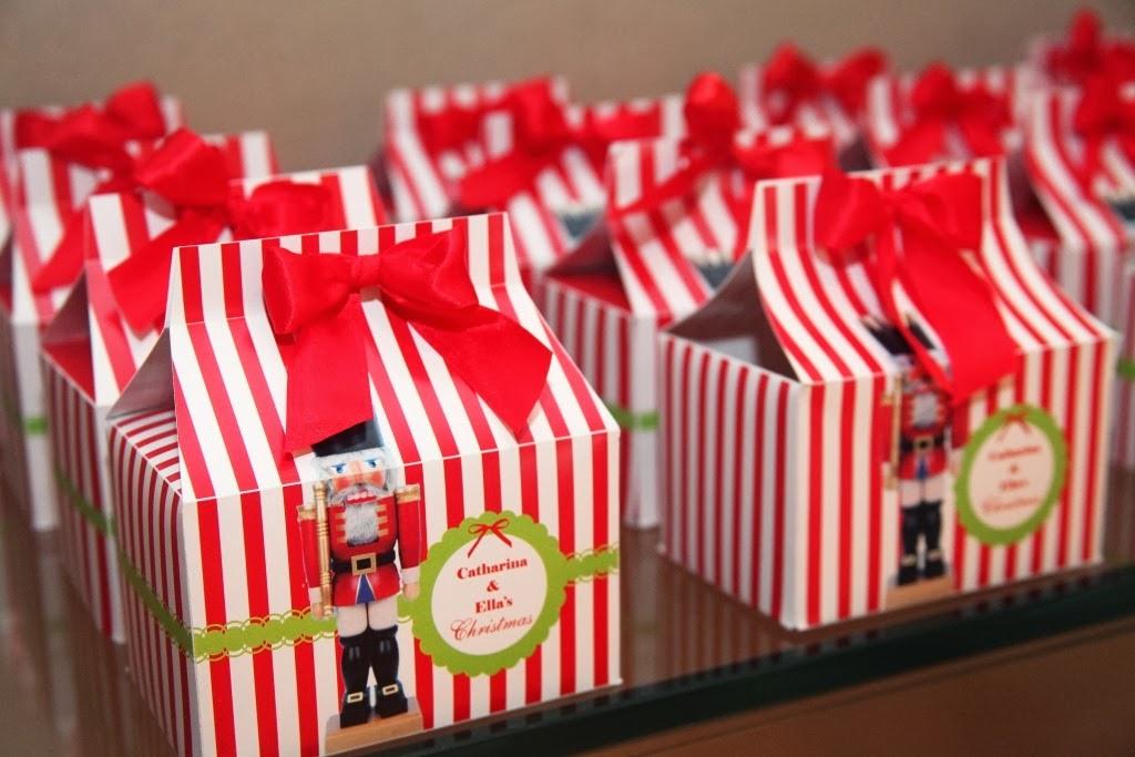 decoracao festa natalina:Blog Mãe de Primeira Viagem: Decoração de Festa – Tema: Natal