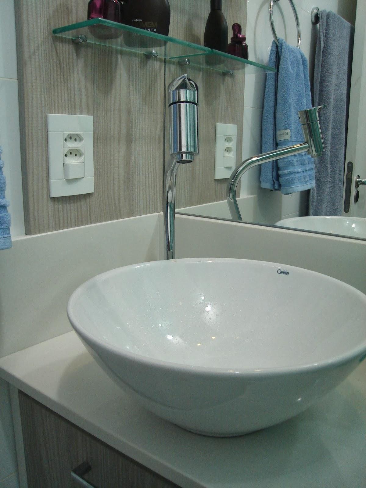 Casei quero casa: Móveis planejados para o banheiro #3D515B 1200 1600