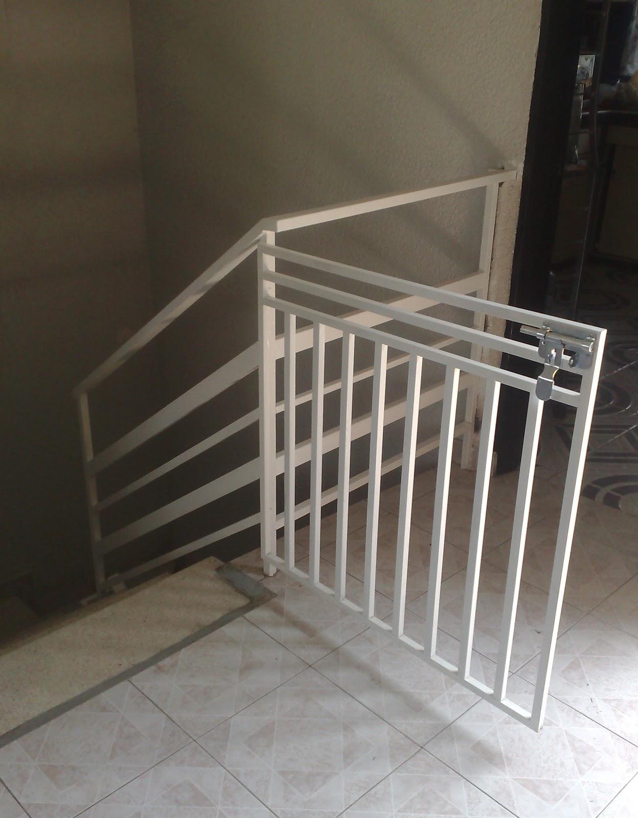 Fabricaci n e instalaci n de puertas de aluminio y for Puertas herreria exteriores