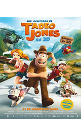 Tadeo Jones y el tesoro de los Incas (2012) BDRip m1080p Español Castellano AC3 5.1 / Latino AC3 5.1 BRRip 1080p