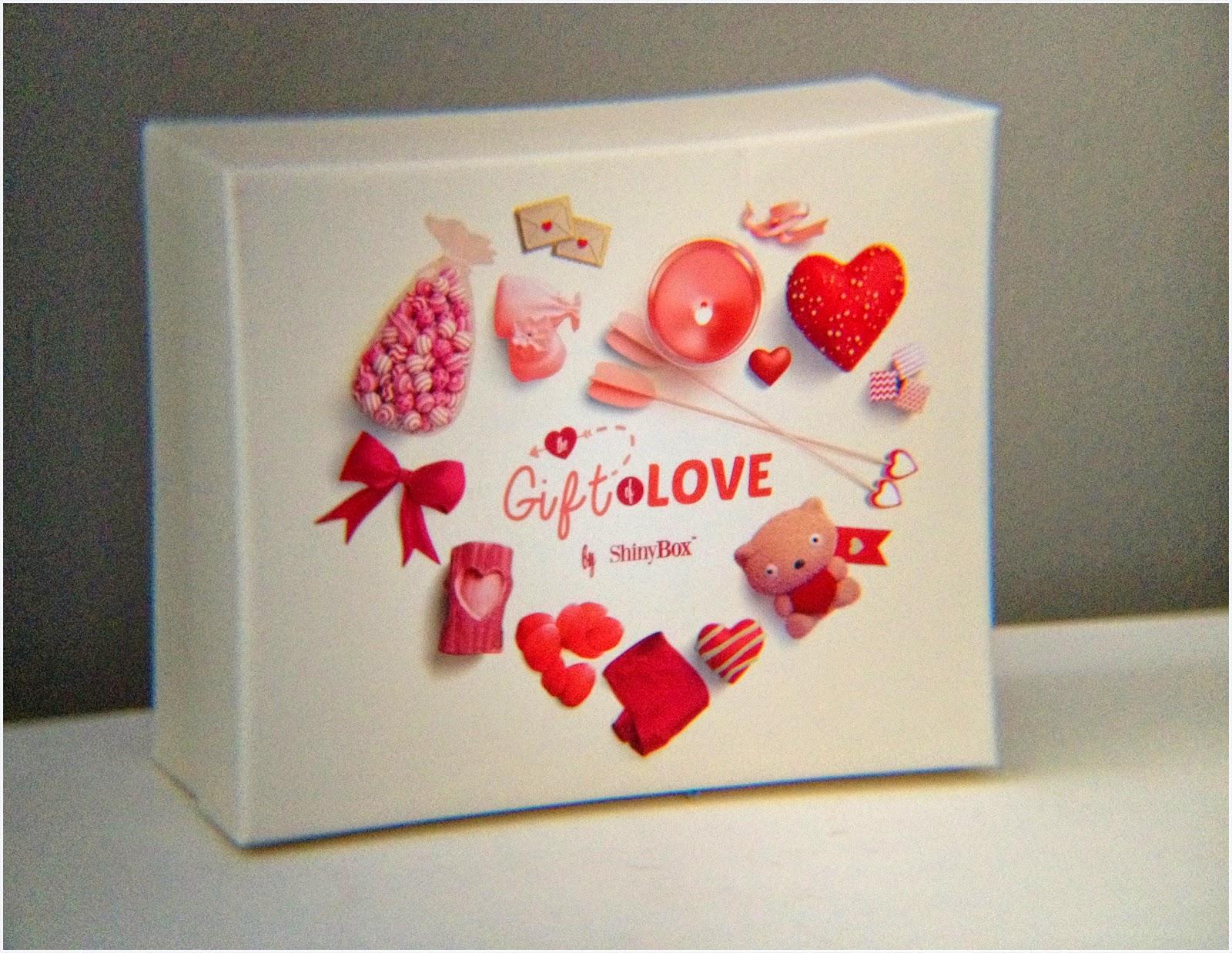 OPEN BOX : SHINYBOX, GIFT OF LOVE / FEBRUARY