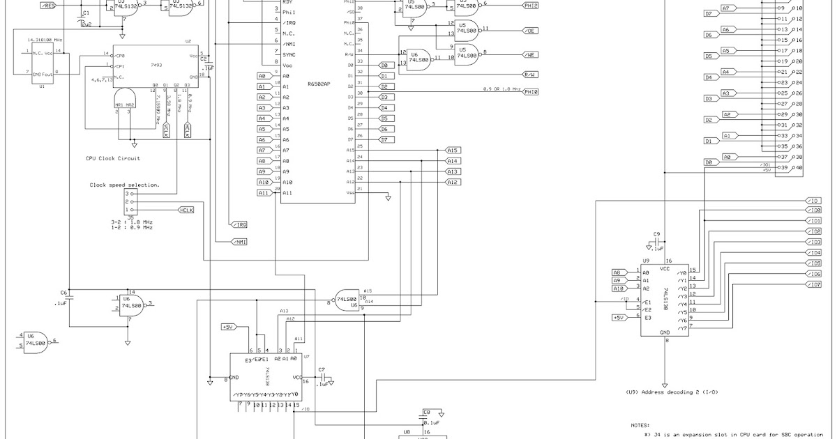 homebrew computers  update on mkhbc-8-r 6502 computer  now on revision  2